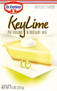 Key Lime – Pie Filling & Dessert Mix by Dr. Oetker