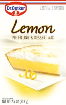 Pie Fillings and Dessert Mixes